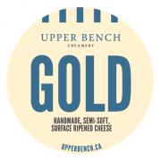 Upper Bench Gold Semi-Soft Cheese